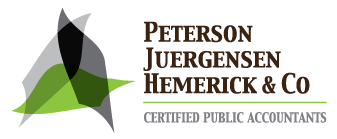 Peterson, Juergensen, Hemerick & Co. logo